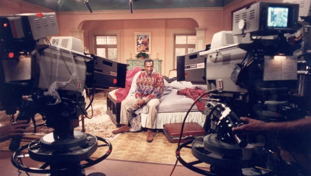 The Cosby Show, sometime after its debut in 1984.
