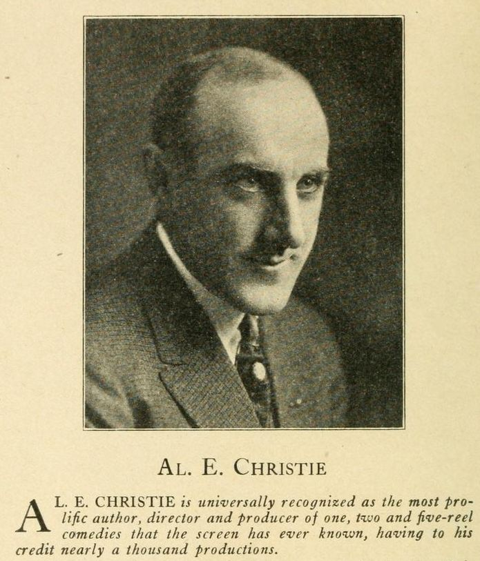 Al. E. Christie, author of The Elements of Situation Comedy
