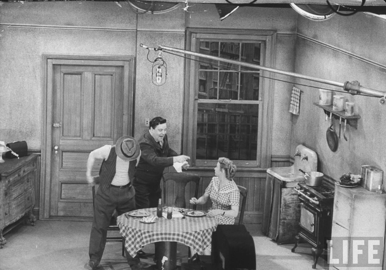 The Honeymooners's set.