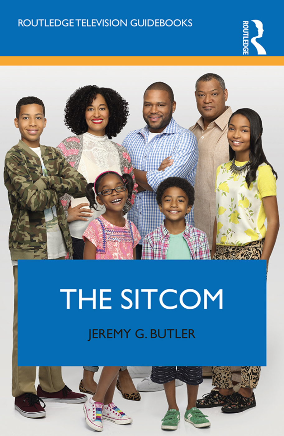 Front cover of THE SITCOM.